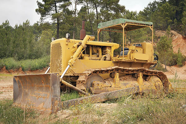 Heavy Machinery Removal